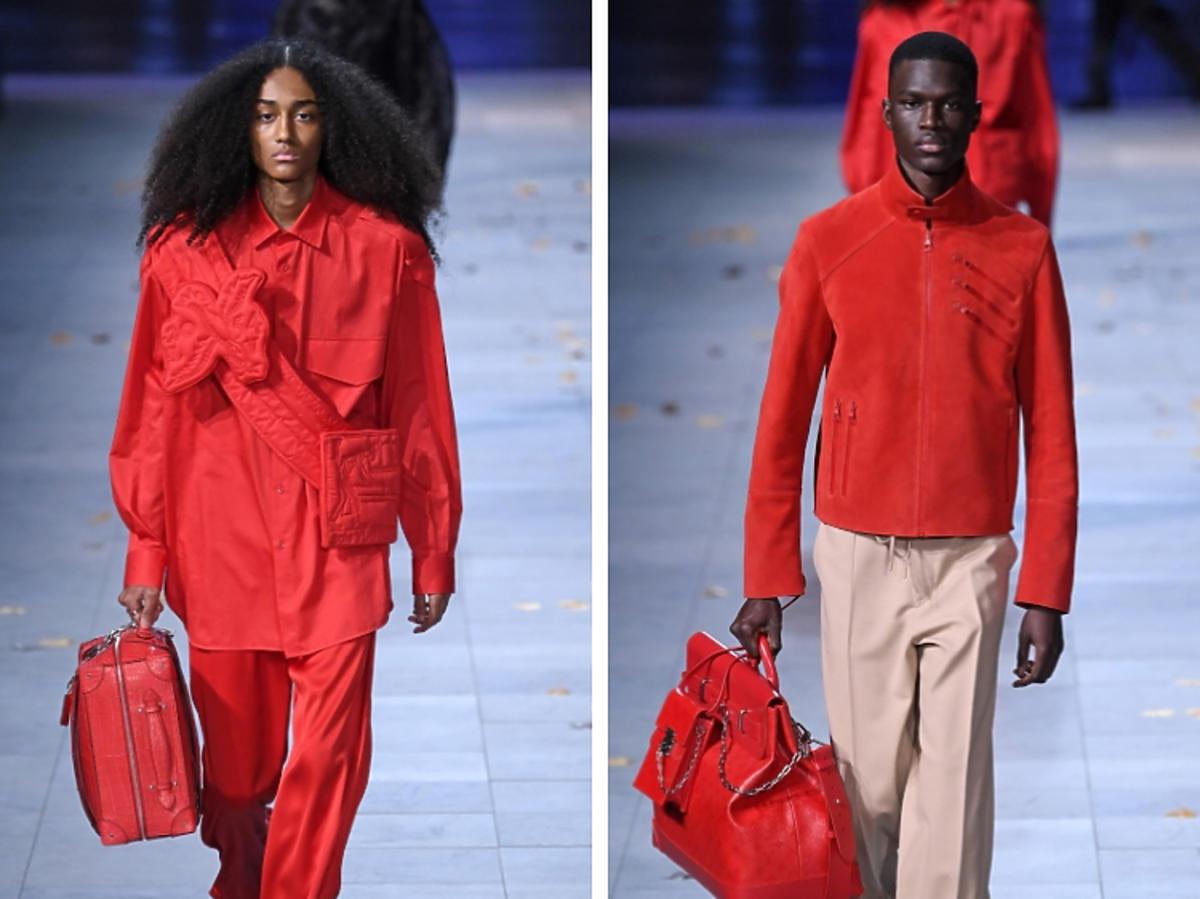 Louis Vuitton jesień -zima 2019/2020