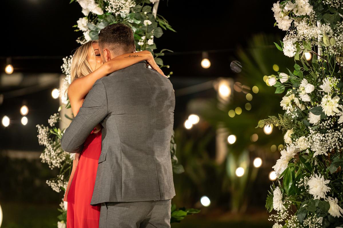 Love Island: Aleksandra i Adrian wyznają sobie miłość