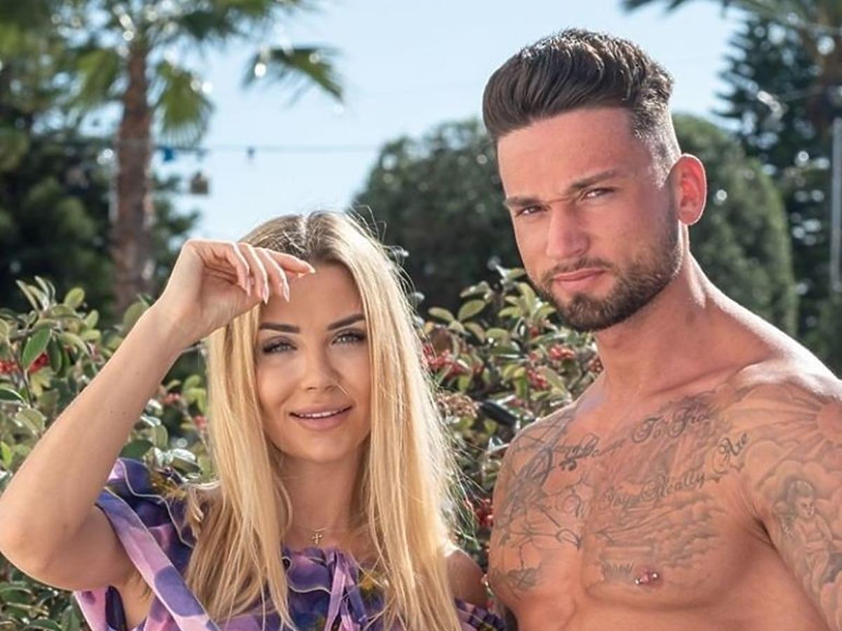 """Love Island"": Marcin i Angela"
