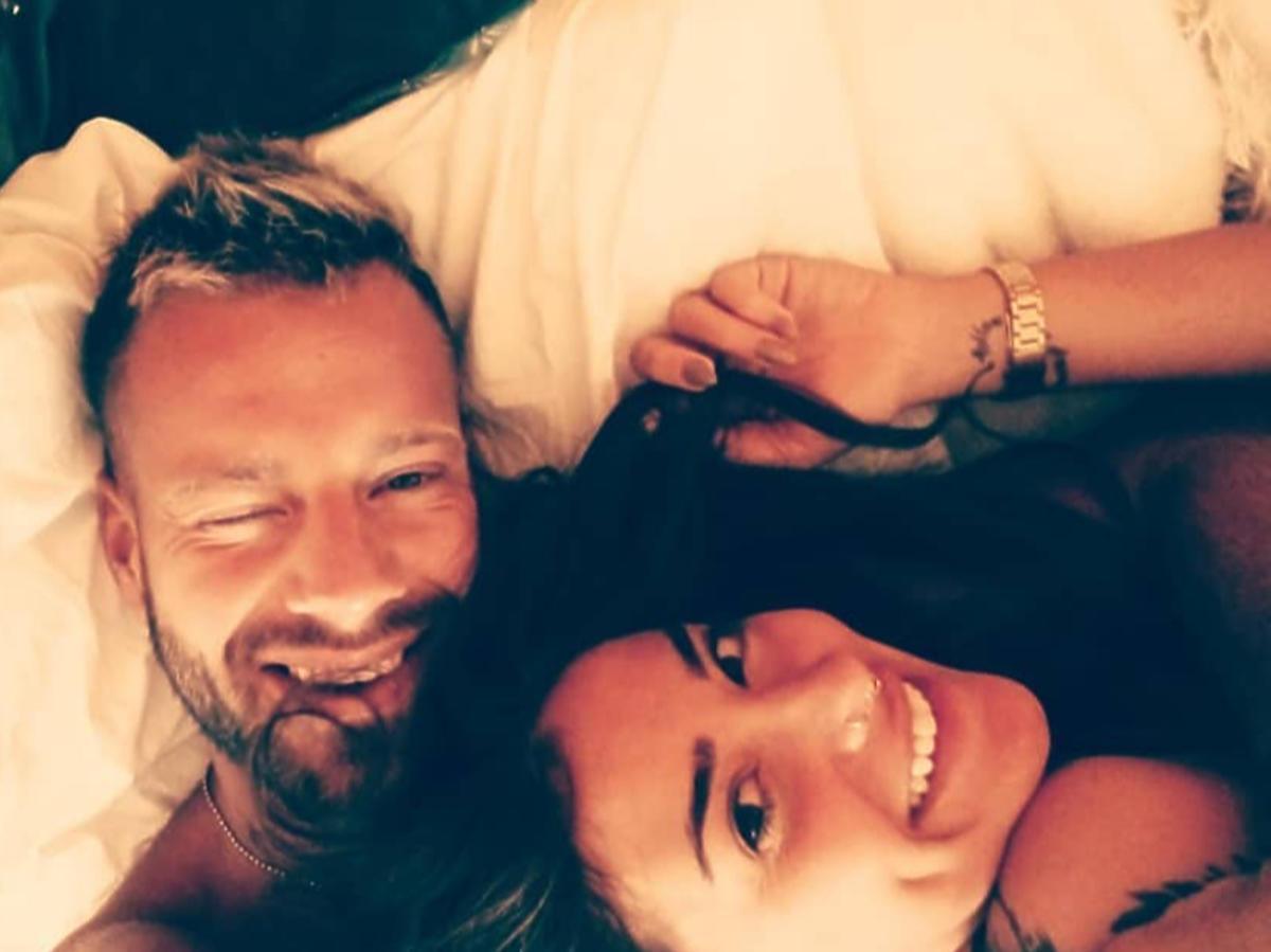 Love Island Marietta i Franek w łóżku