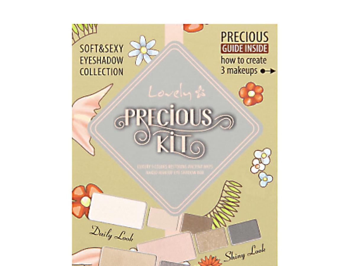 Lovely Precious Kit w promocji w Rossmannie