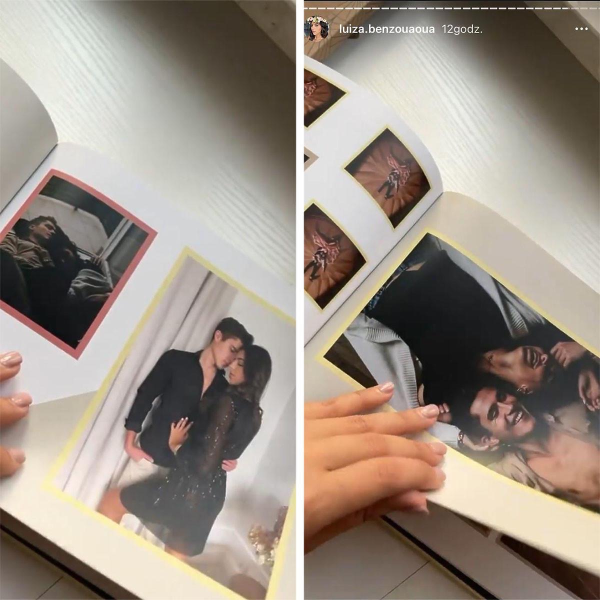 Luiza pokazała romantyczne zdjęcia z Maurycym z