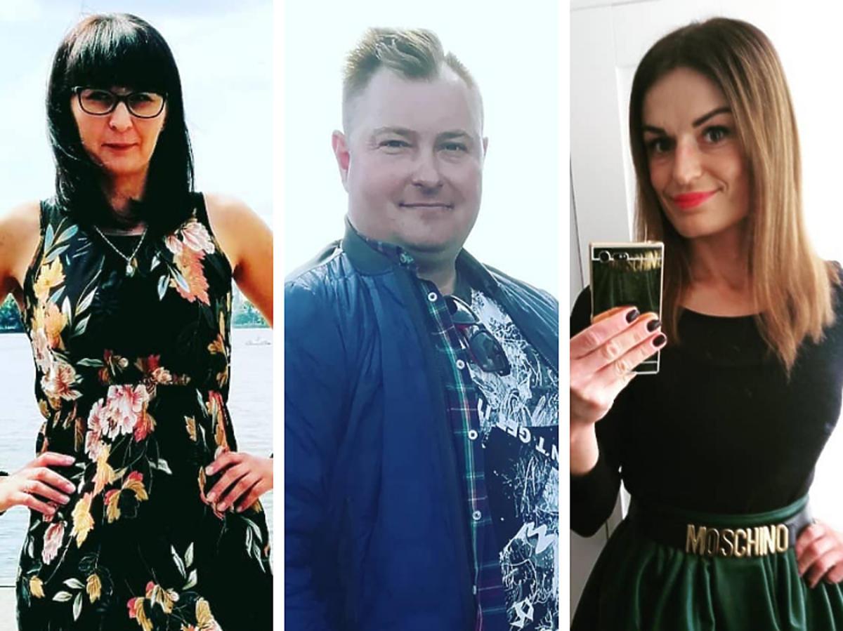 Łukasz Agata i Paulina z Rolnika, Rolnik Szuka Żony