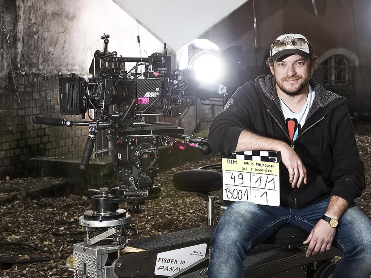 Łukasz Palkowski pracuje nad nowym filmem -