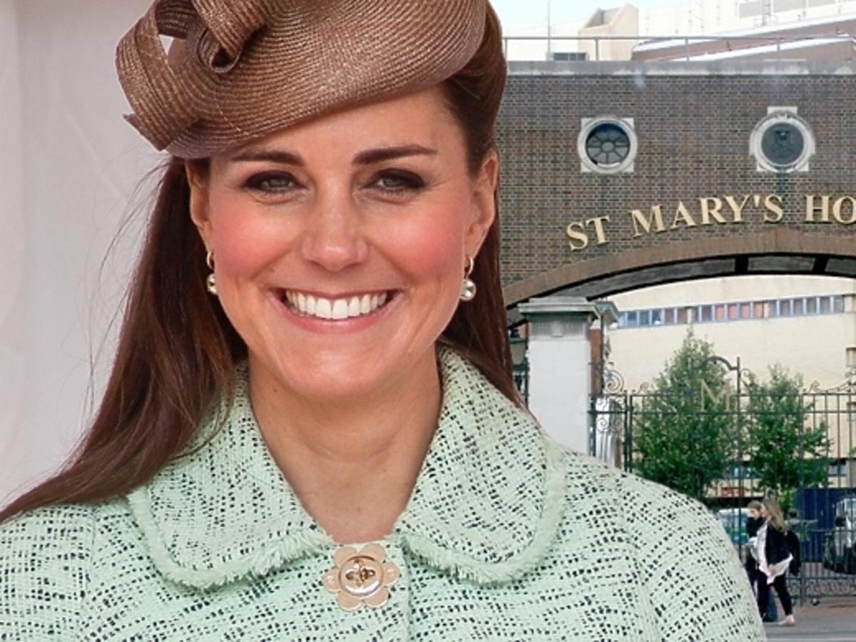 Luksusowy poród księżnej Kate