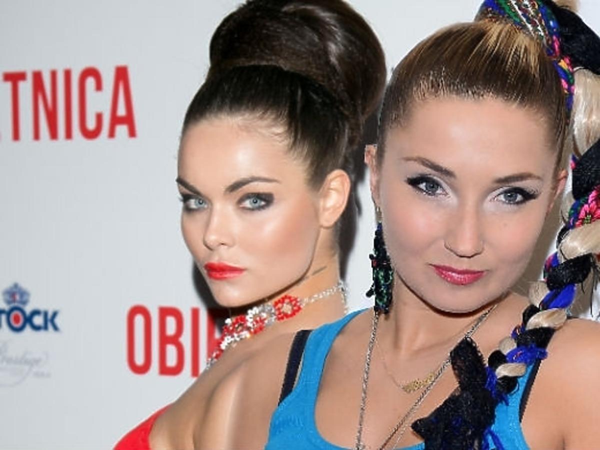 Luxuria i Cleo na Eurowizji