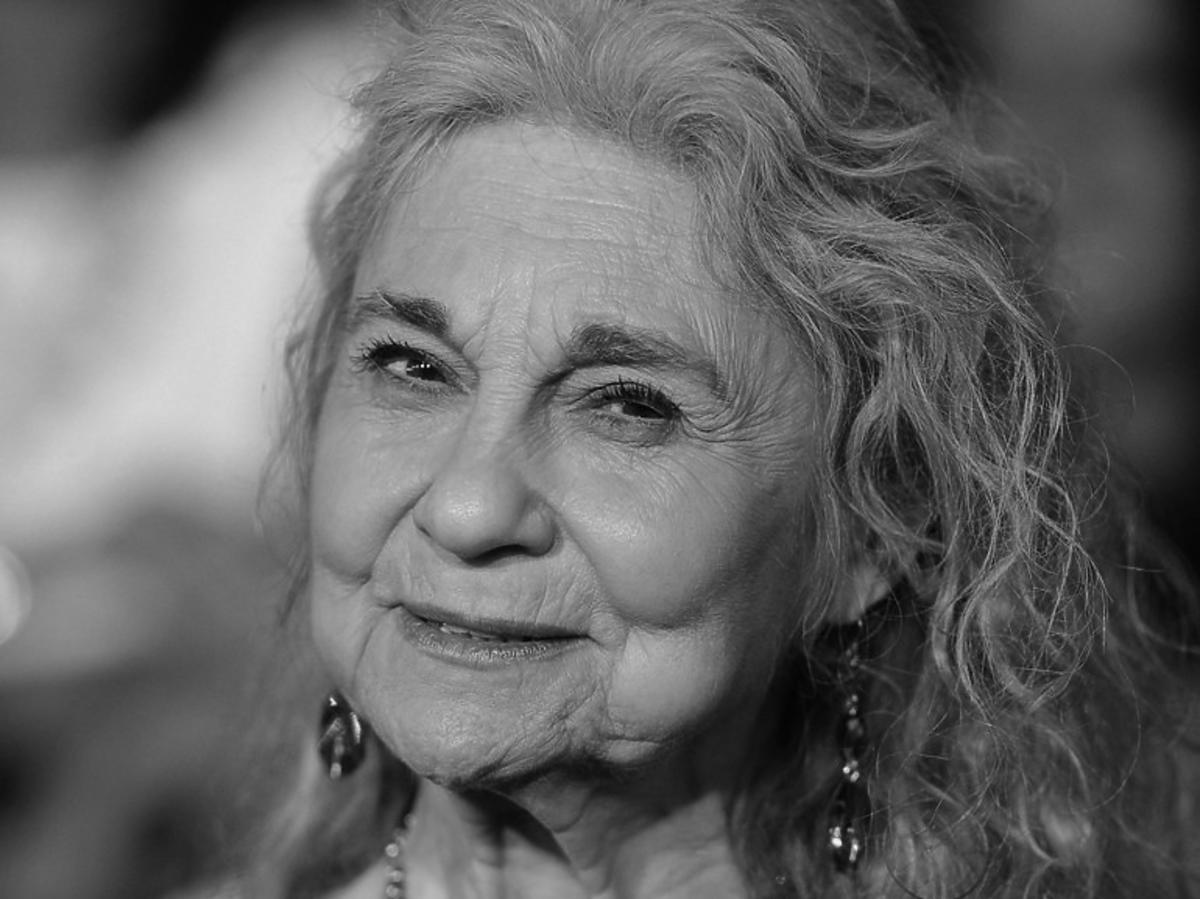"""Lynn Cohen, znana z serialu """"Seks w wielkim mieście, nie żyje"""
