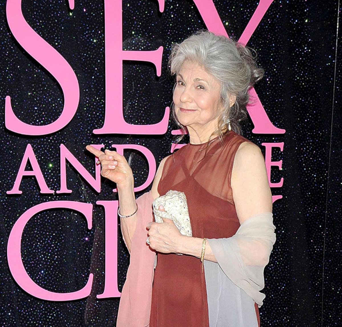 Lynn Cohen, znana z serialu