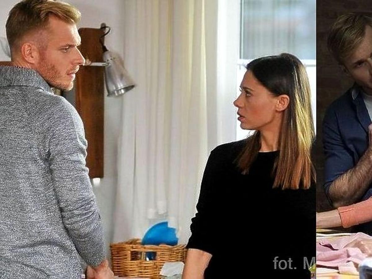 M jak miłość: Artur pobije Izę?