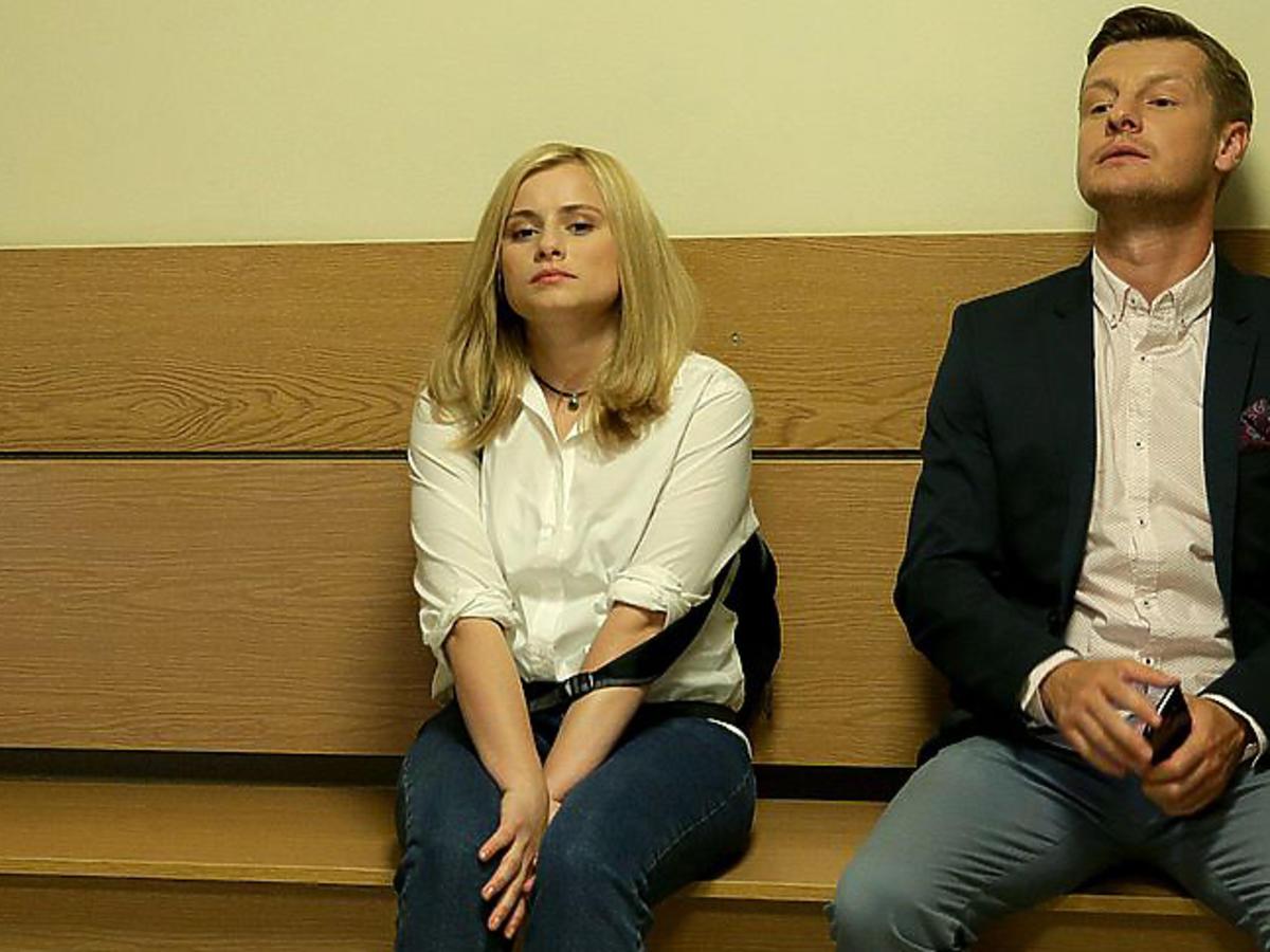M jak miłość: Katia nie da rozwodu Pawłowi