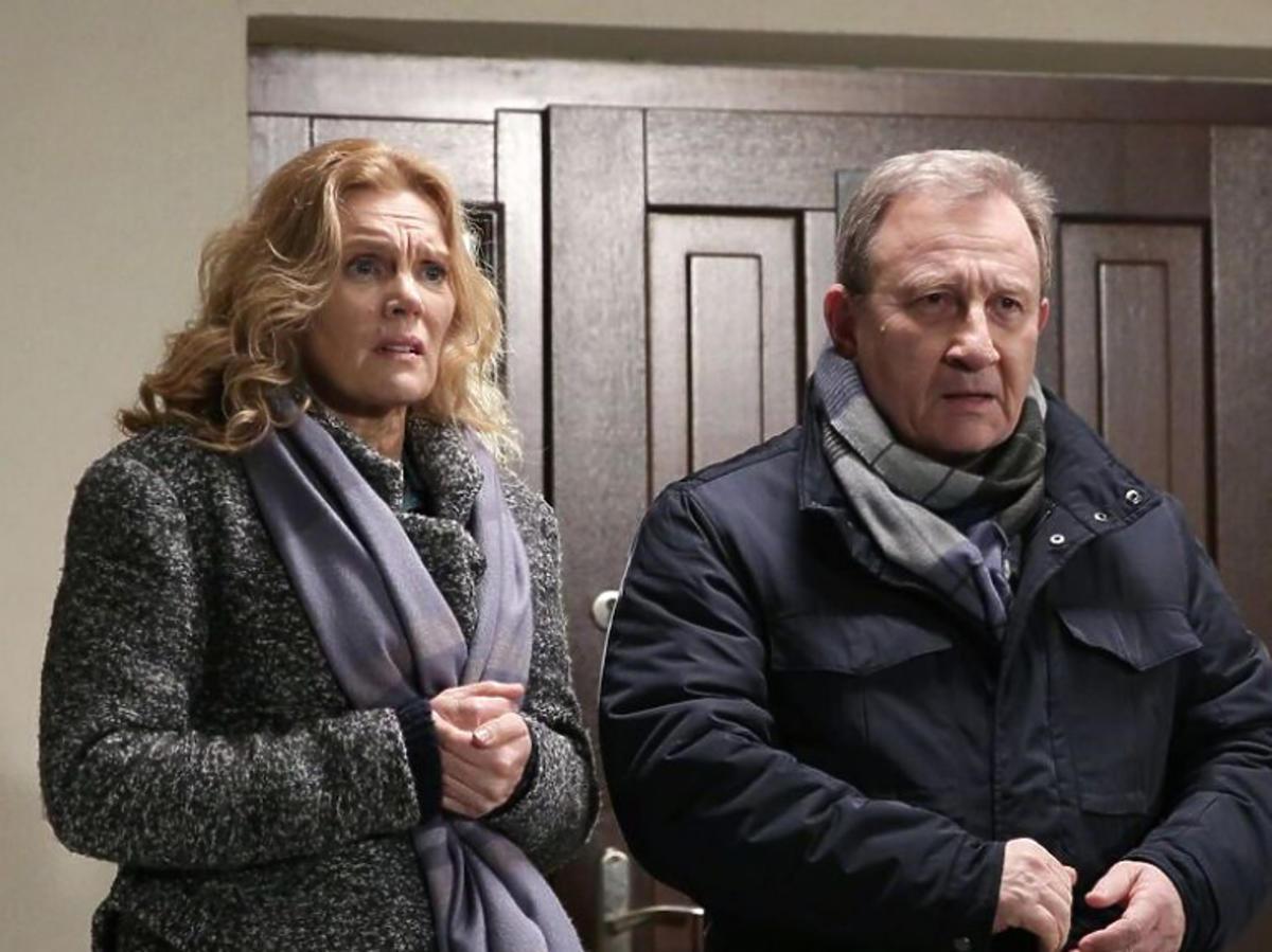 M jak miłość: Krystyna i Staszek