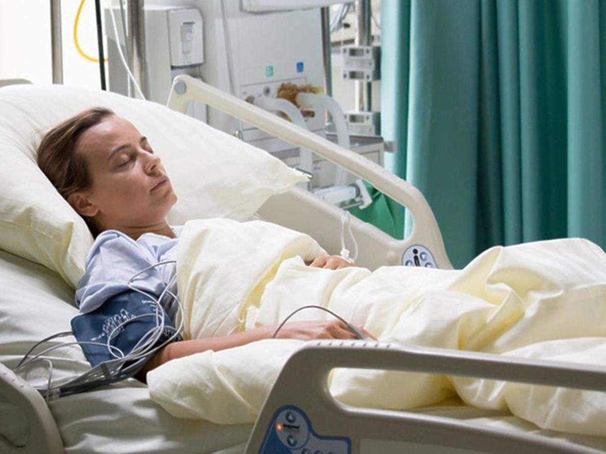 M jak miłość - Magda w szpitalu w bardzo złym stanie