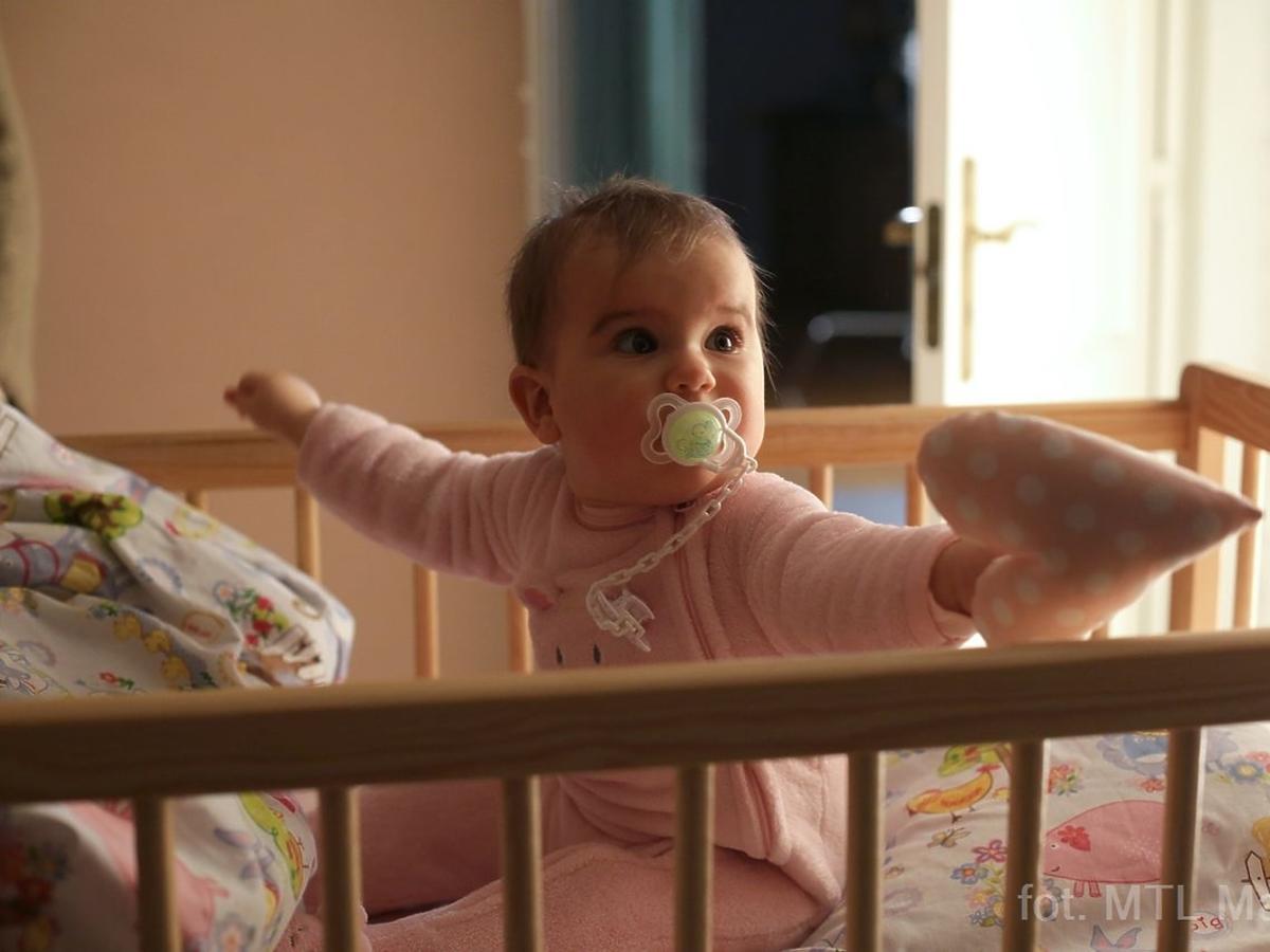 M jak miłość Marcin walczy o córkę