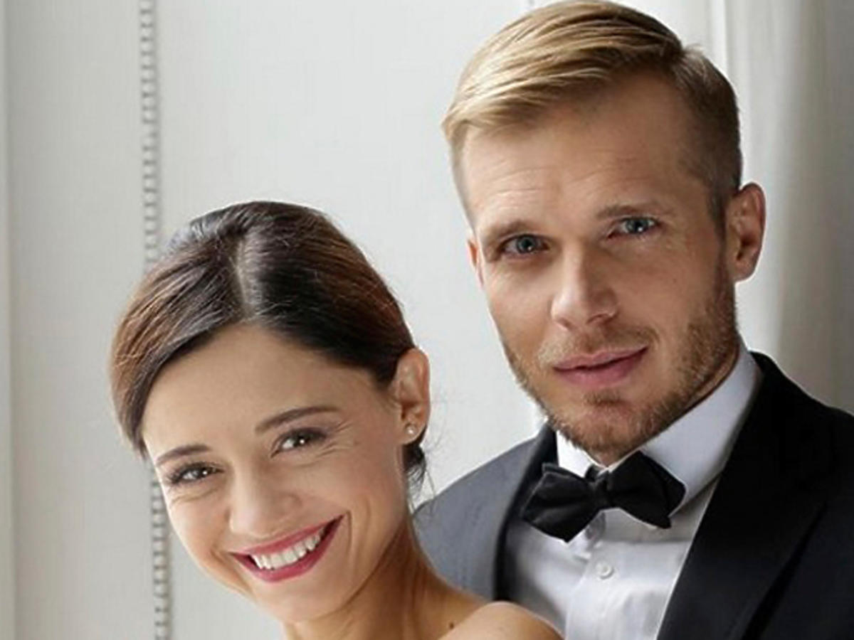 M jak miłość noc poślubna Izy i Artura