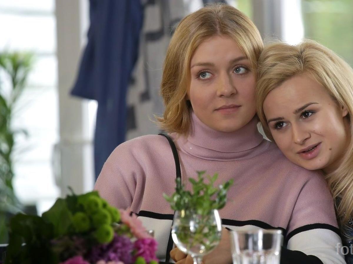 M jak miłość odc. 1355 lesbiska miłość Uli i Soni