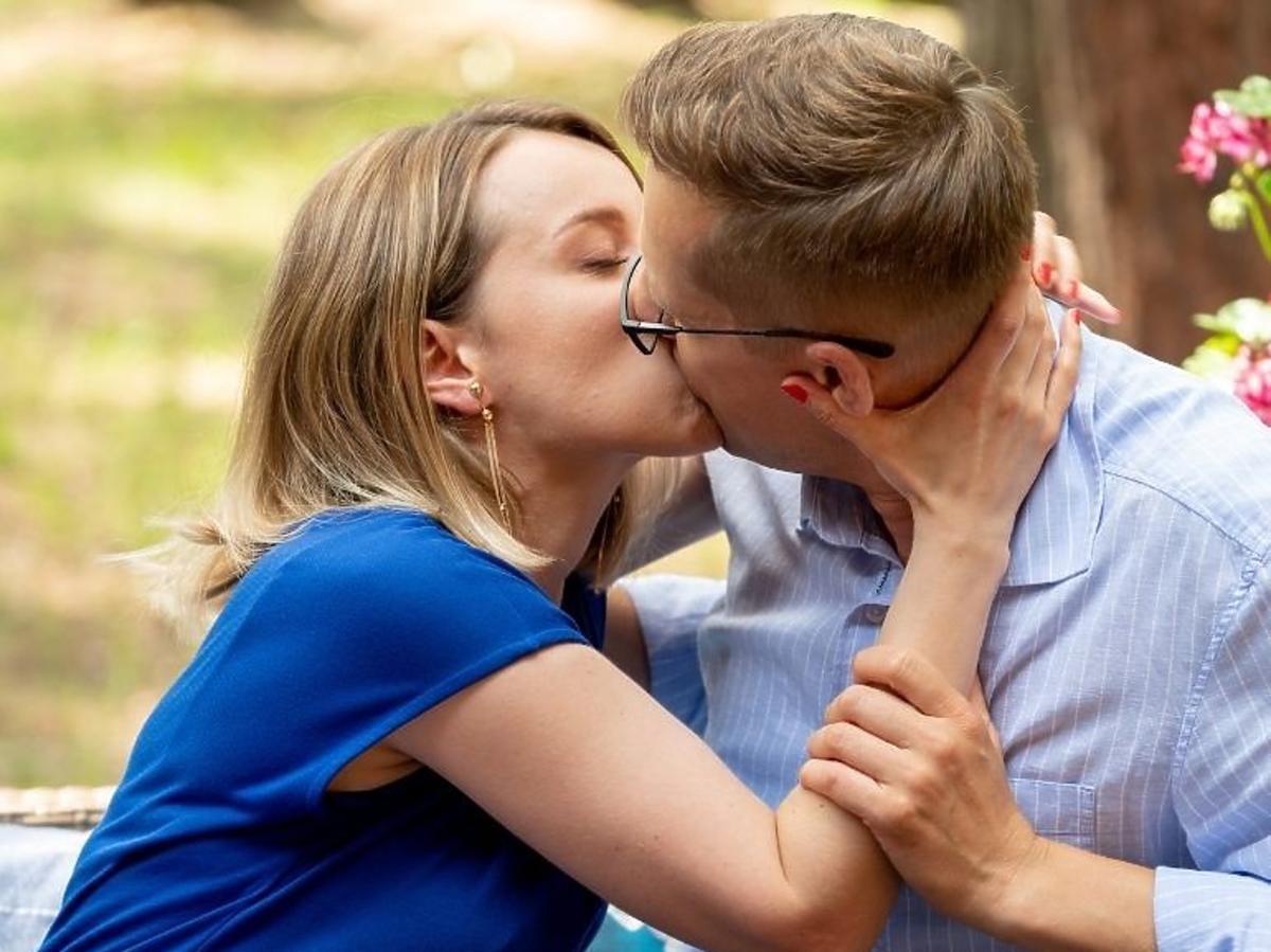 M jak miłość Piotrek i Kamila