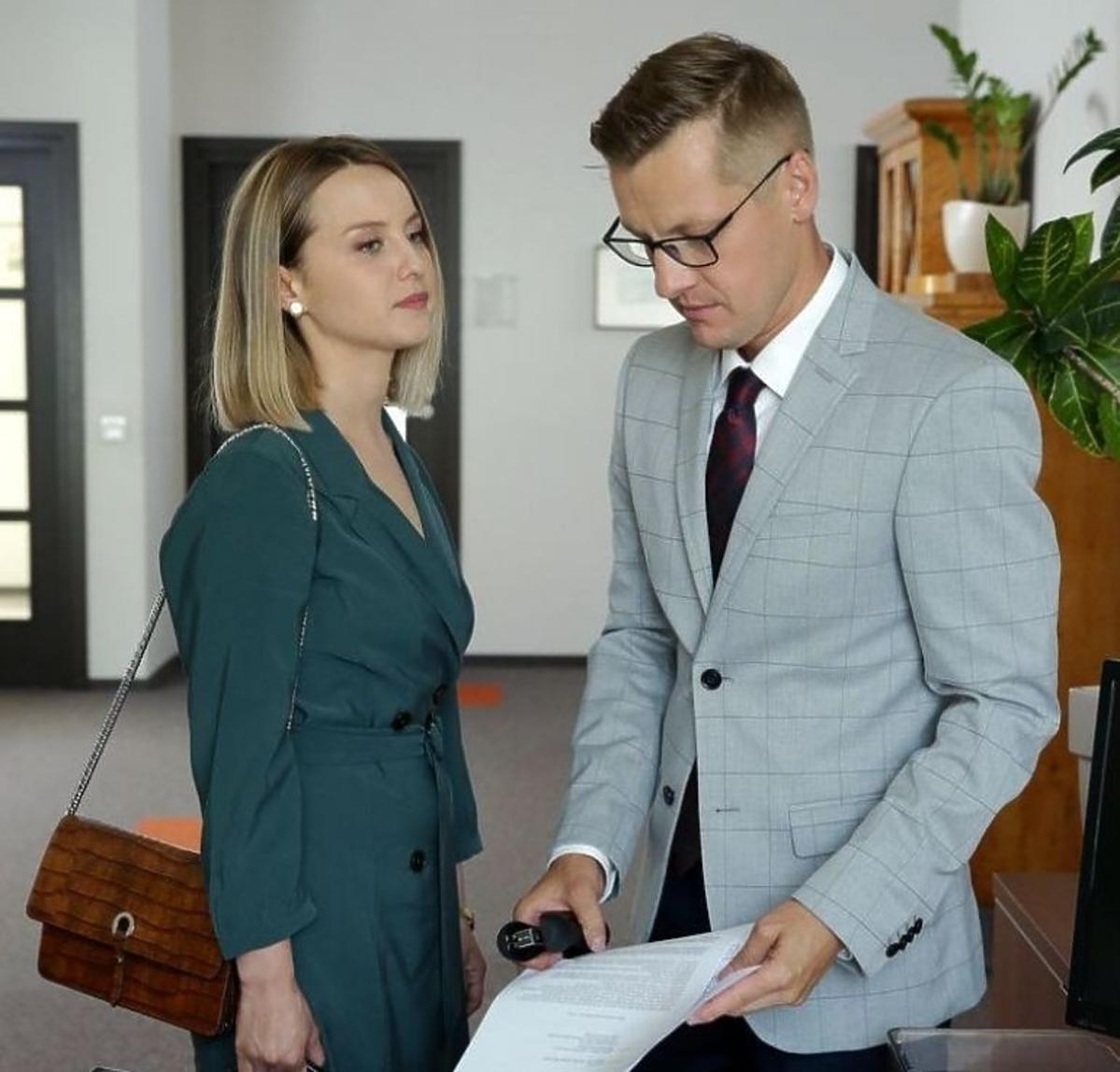 M jak miłość: Piotrek i Kamila