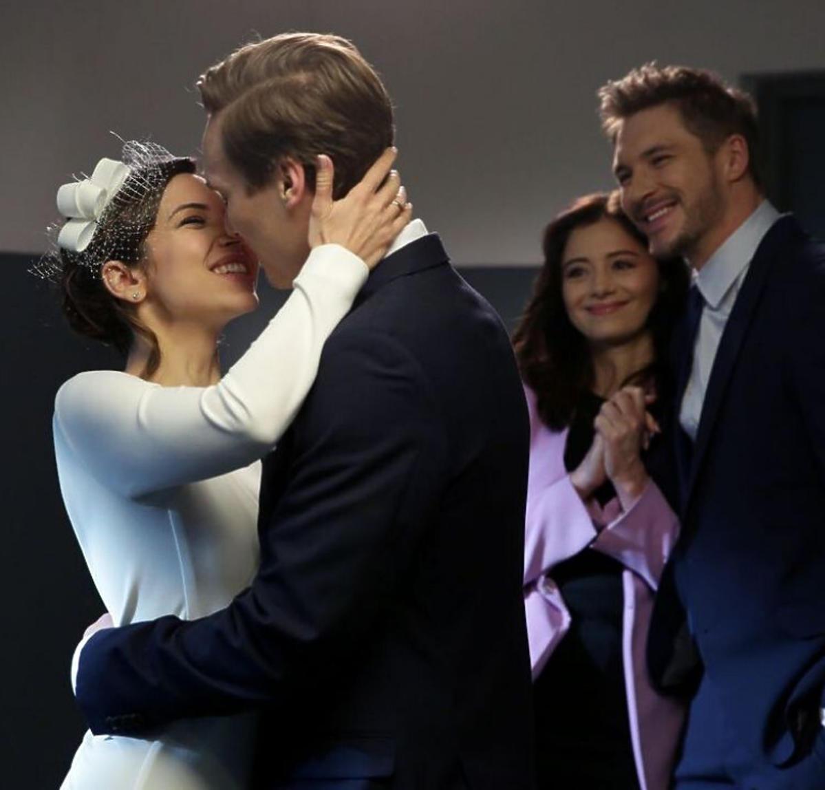 M jak miłość ślub Anety i Olka