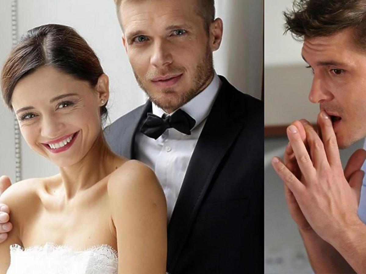 M jak miłość: ślub Izy i Artura