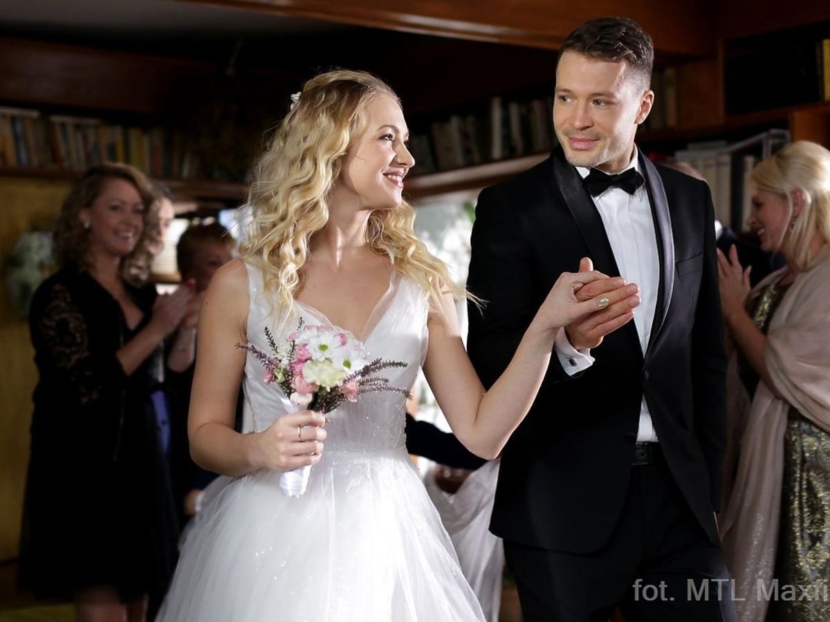 M jak miłość: Tomek ślub