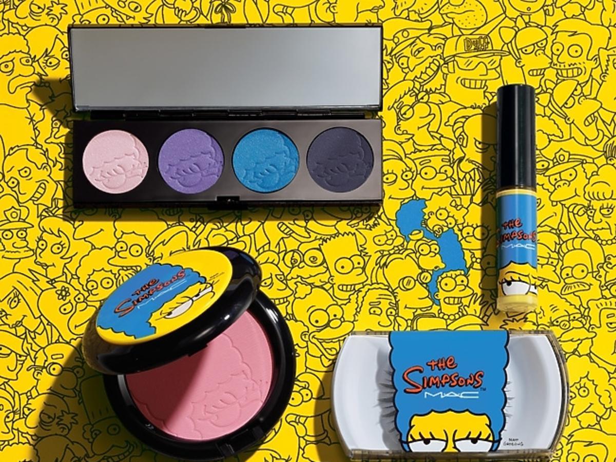 MAC Cosmetics - The Simpsons - wrzesień 2014