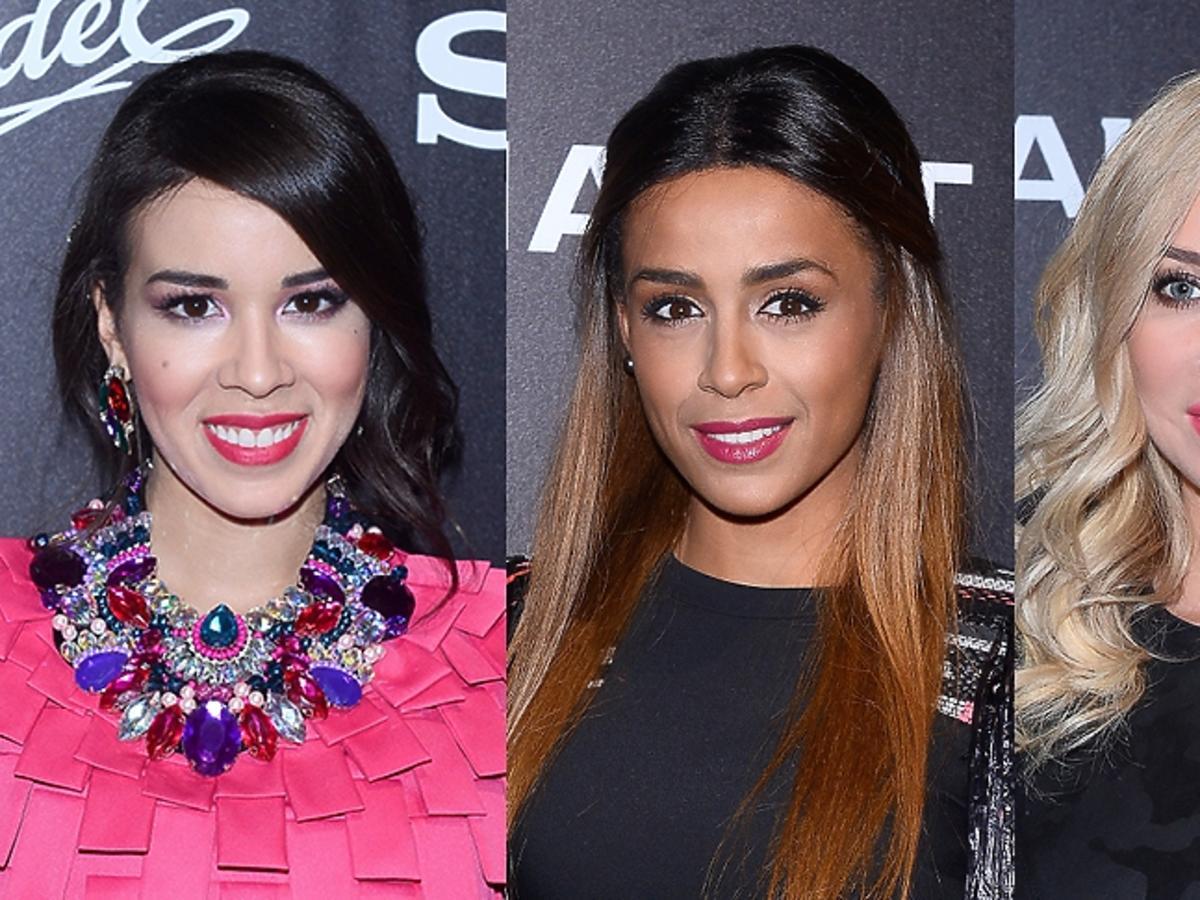 Macademian Girl, Aleksandra Szwed, Lidia Kopania z różowymi ustami