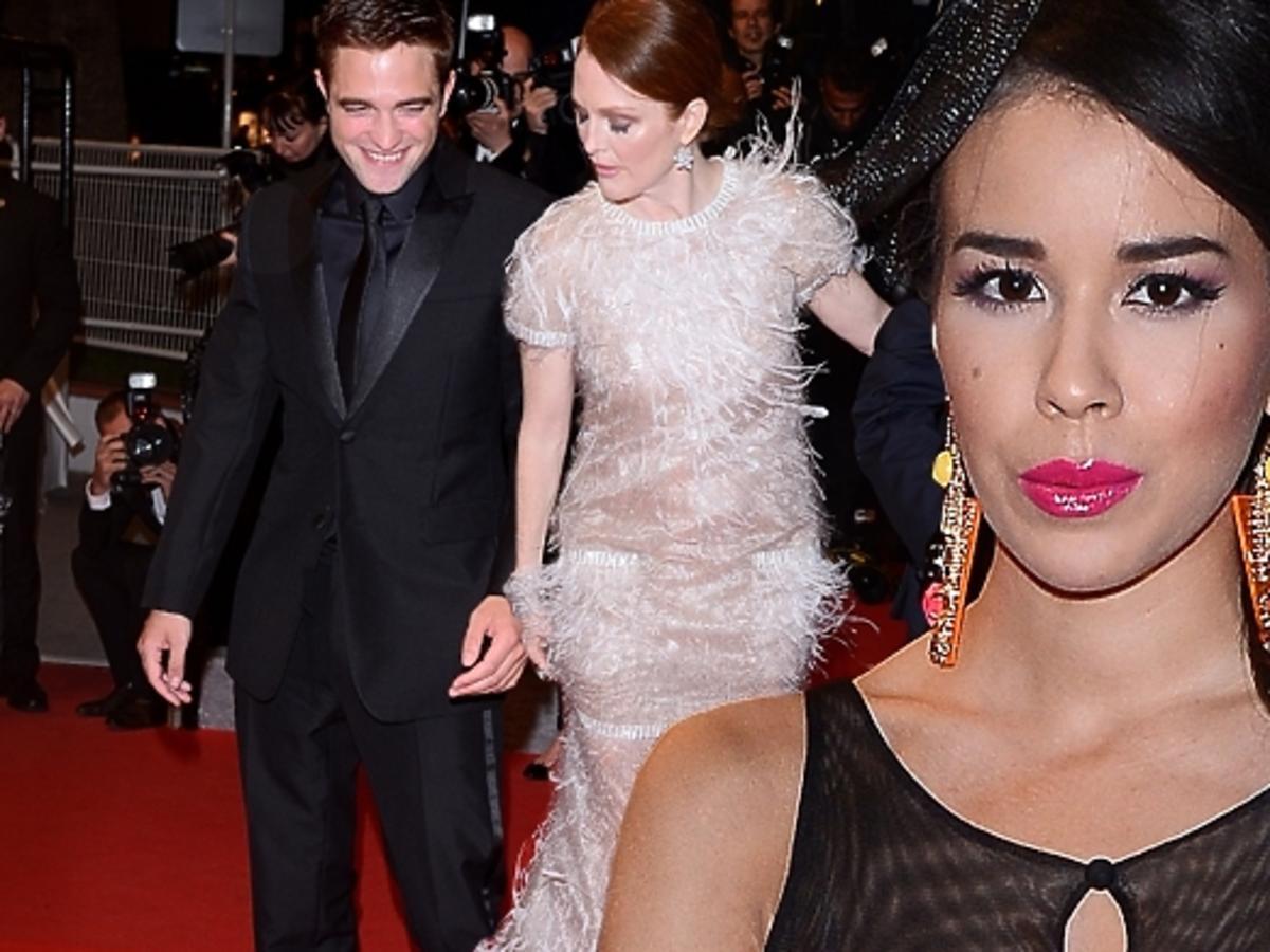 Macademian Girl na premierze fiilmu Maps to the stars w Cannes