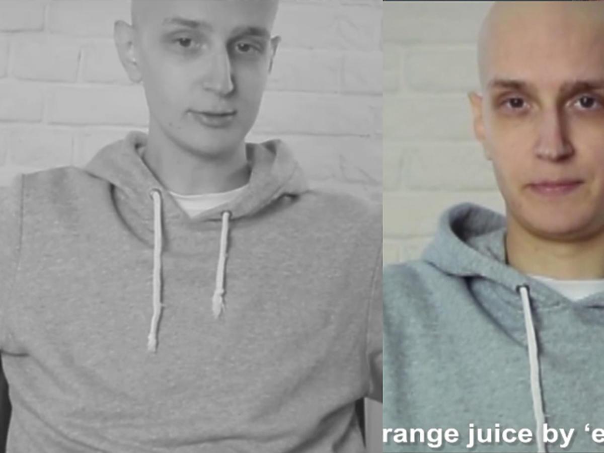 Maciej Cieśla o chorobie - ostatnie nagranie - wideo