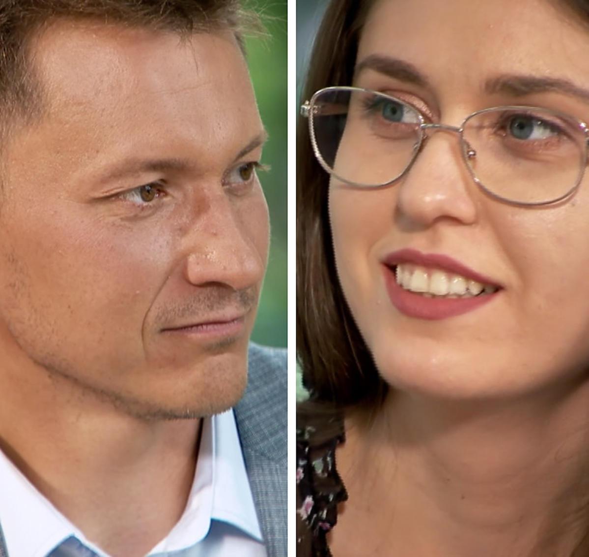 Maciej i Monika z