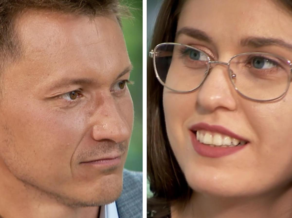 """Maciej i Monika z """"Rolnik szuka żony"""" 7"""