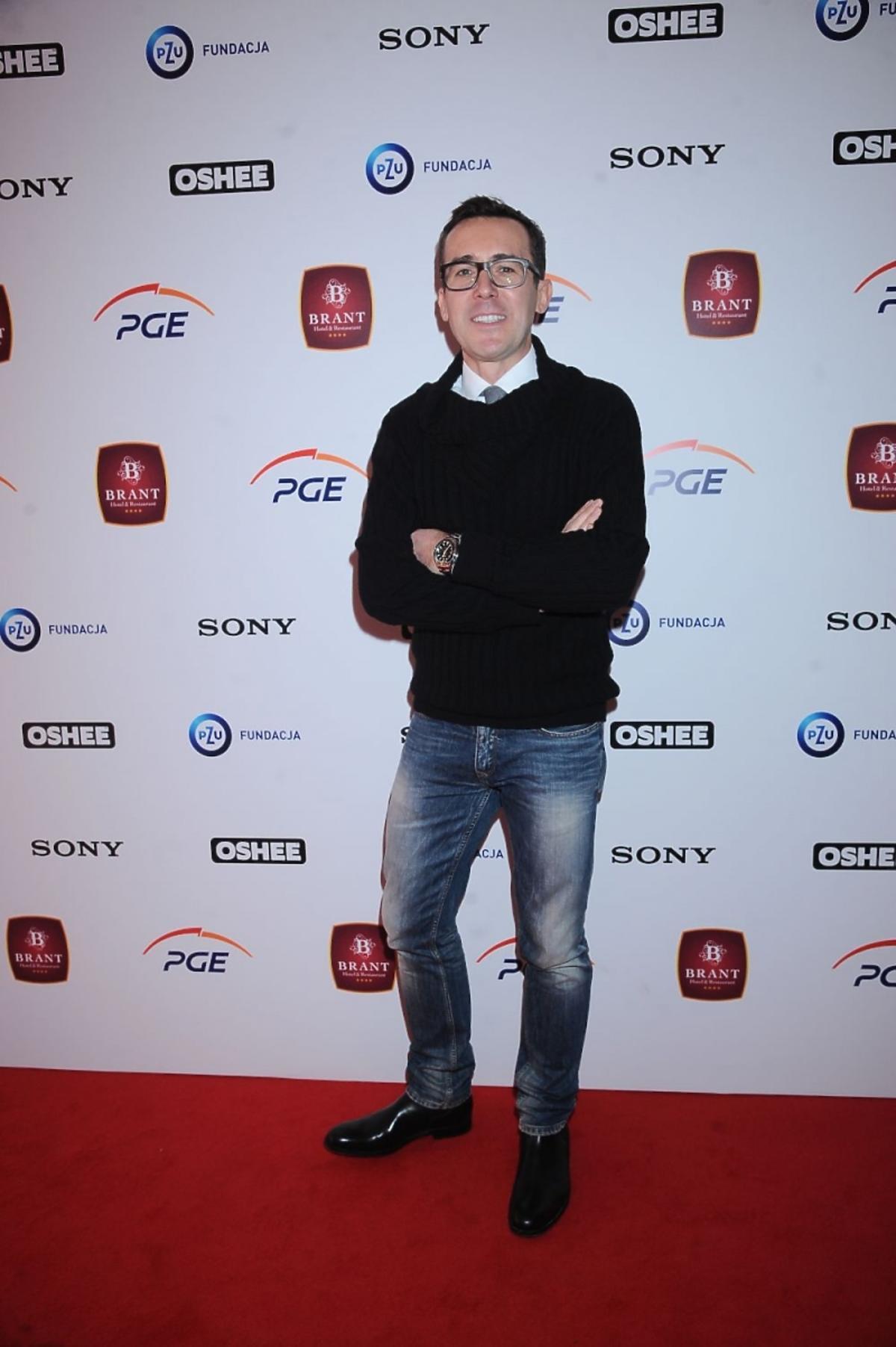 Maciej Kurzajewski na