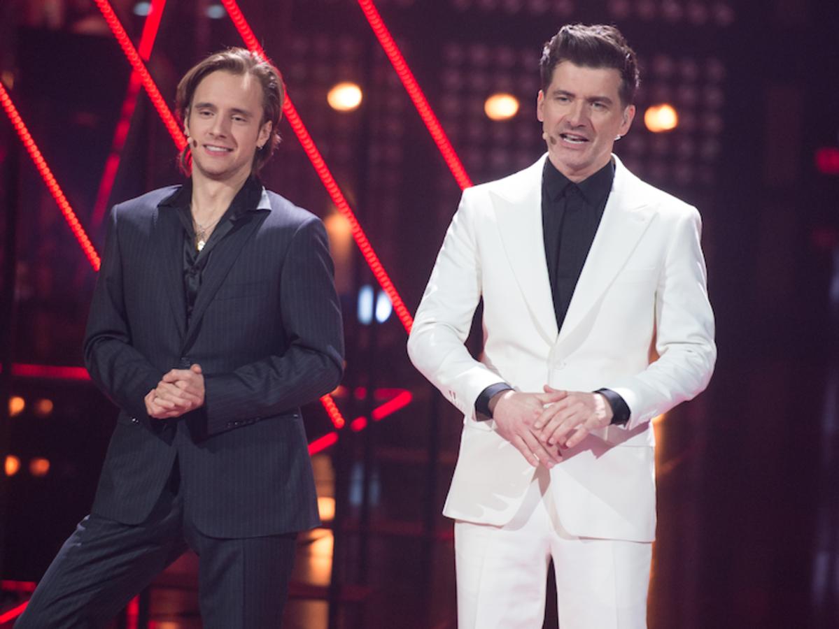 Maciej Musiał i Tomasz Kammel