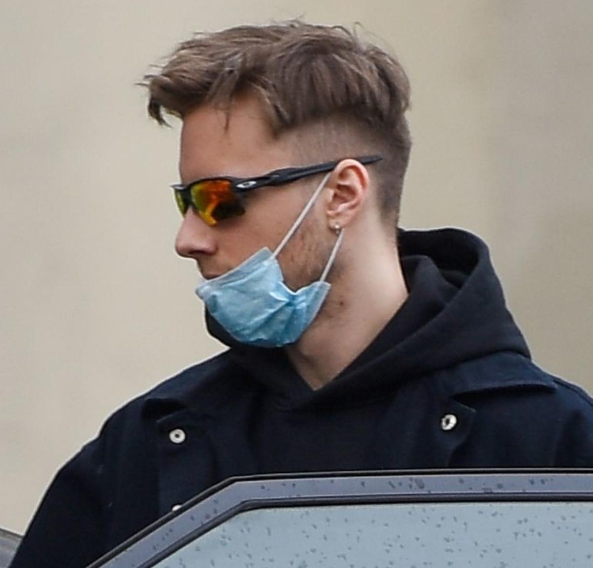 Maciej Musiał nowa fryzura