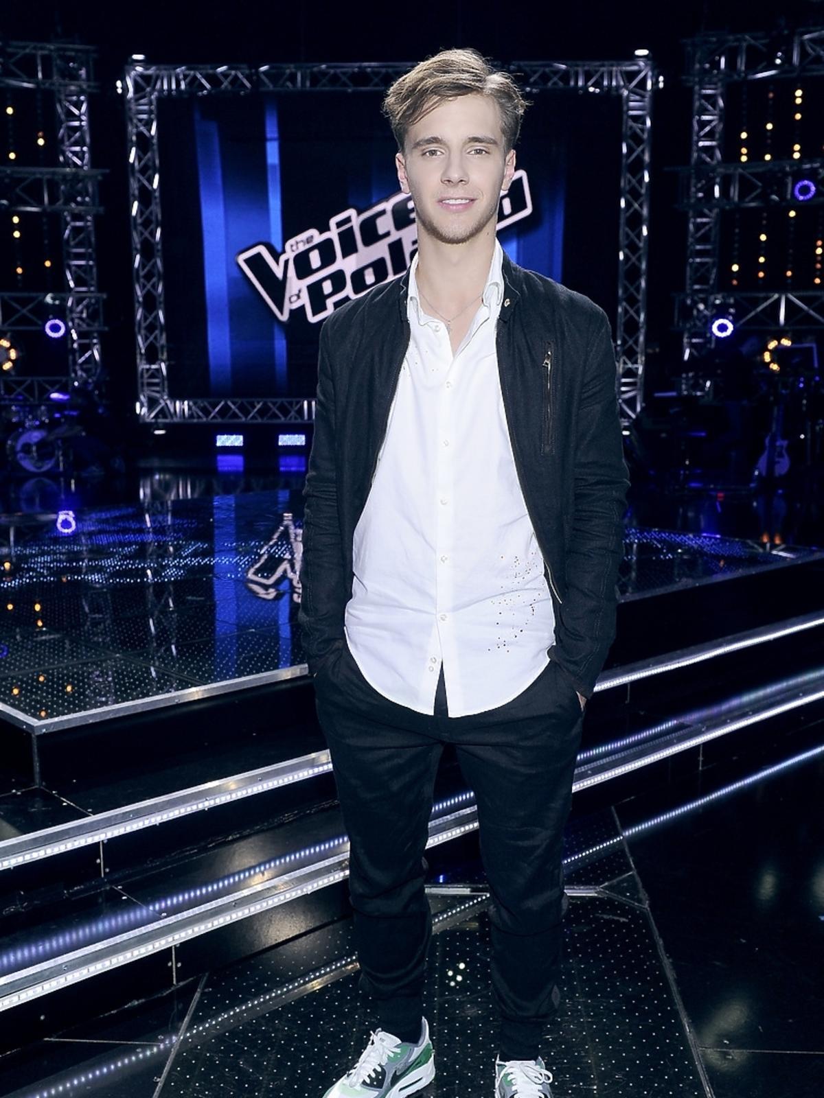 Maciej Musiał w półfinale The Voice of Poland