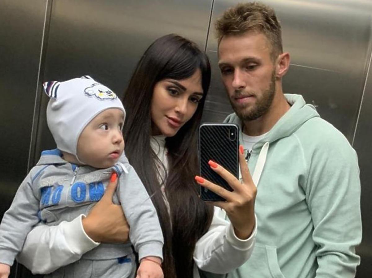 Maciej Rybus zostanie drugi raz ojcem