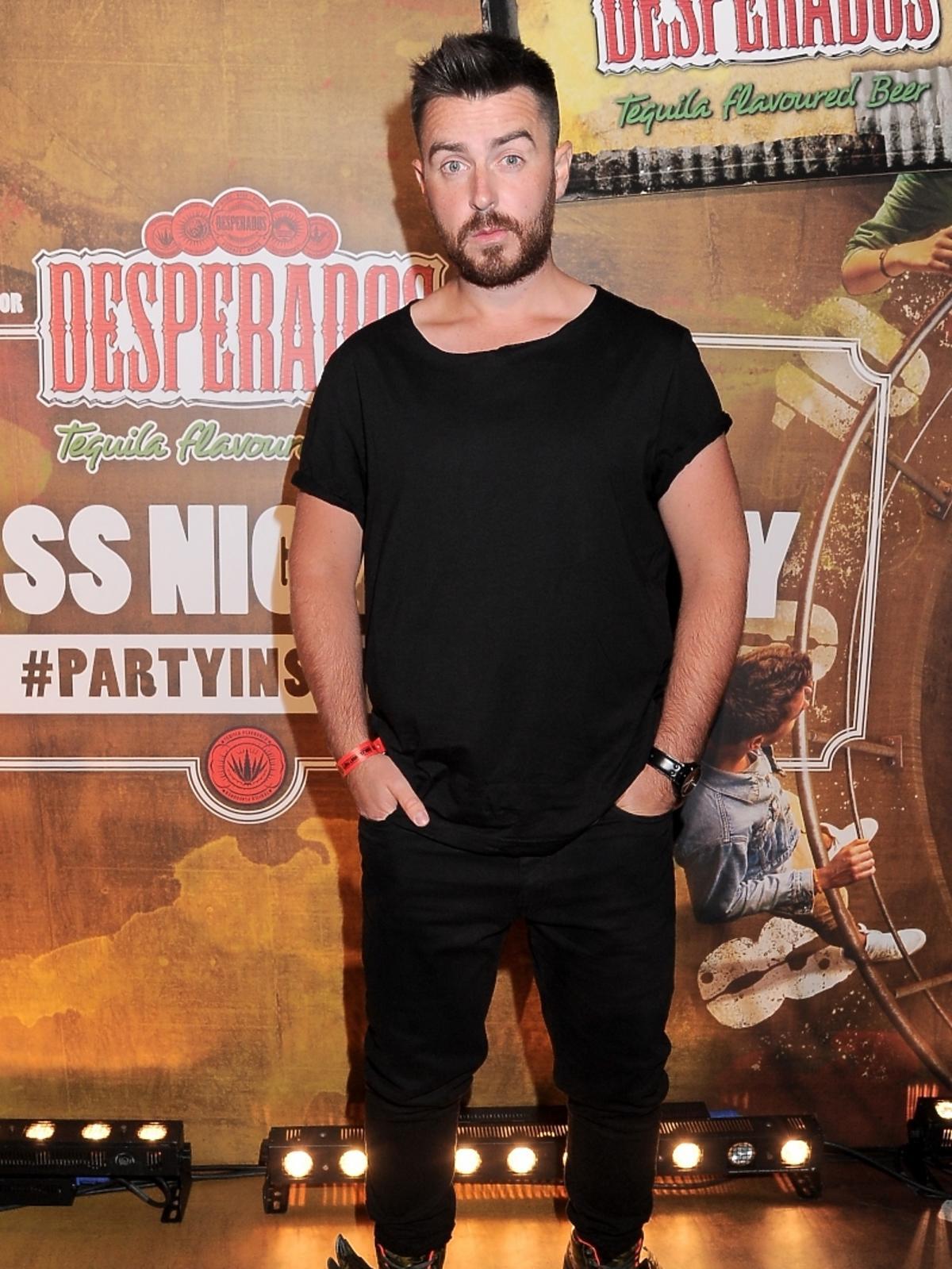 Maciej Sieradzky na Desperados Endless Night Party