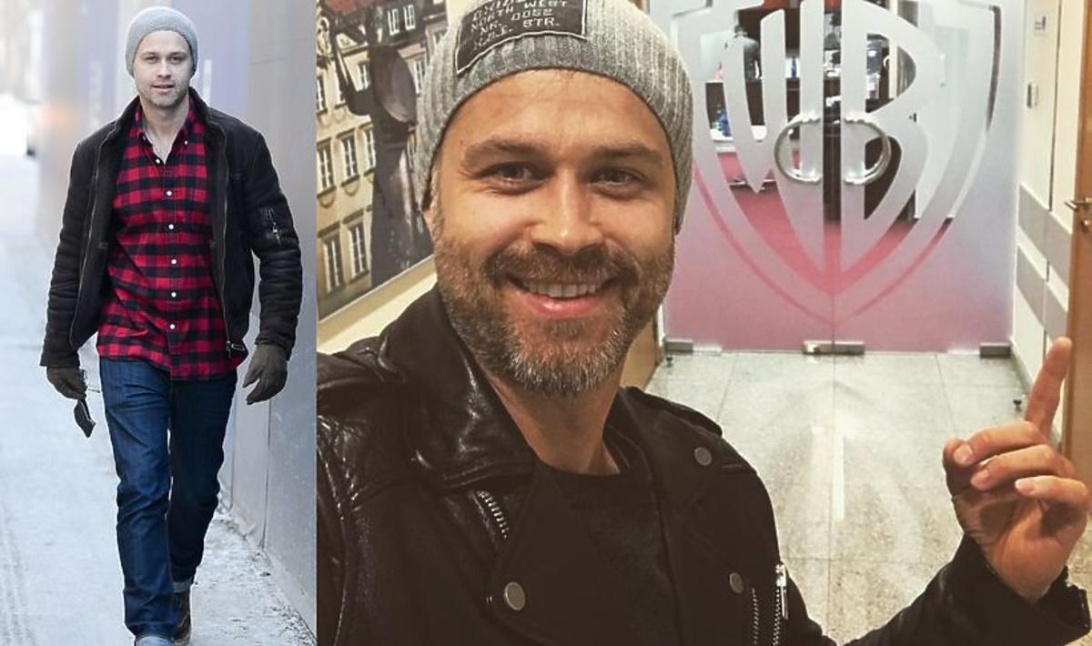 Maciej Zakościelny pokazał pierwsze zdjęcie z synem
