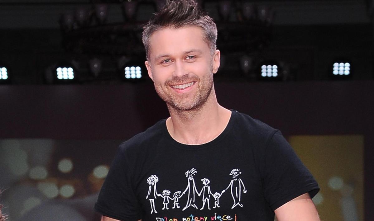 Maciej Zakościelny został ojcem