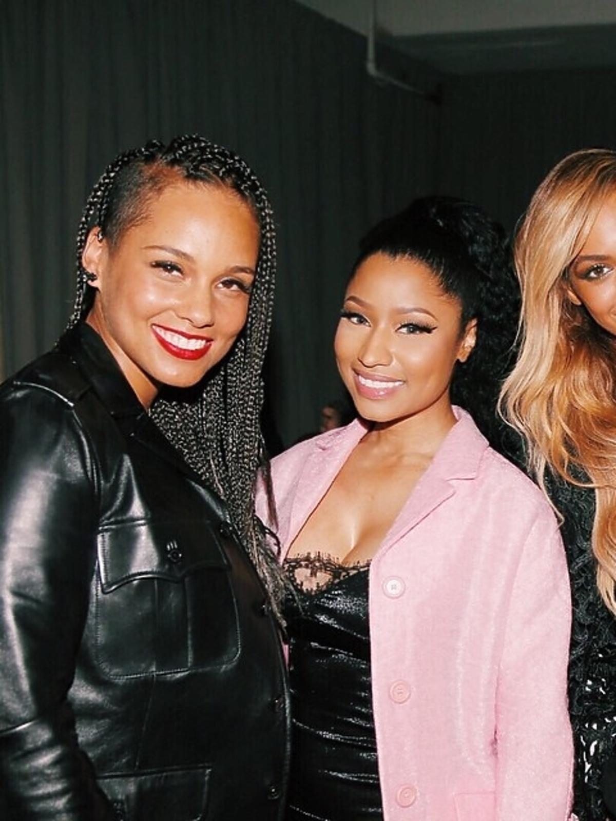Madonna, Alicia Keys, Byeonce na premierze seriwsu TIDAL