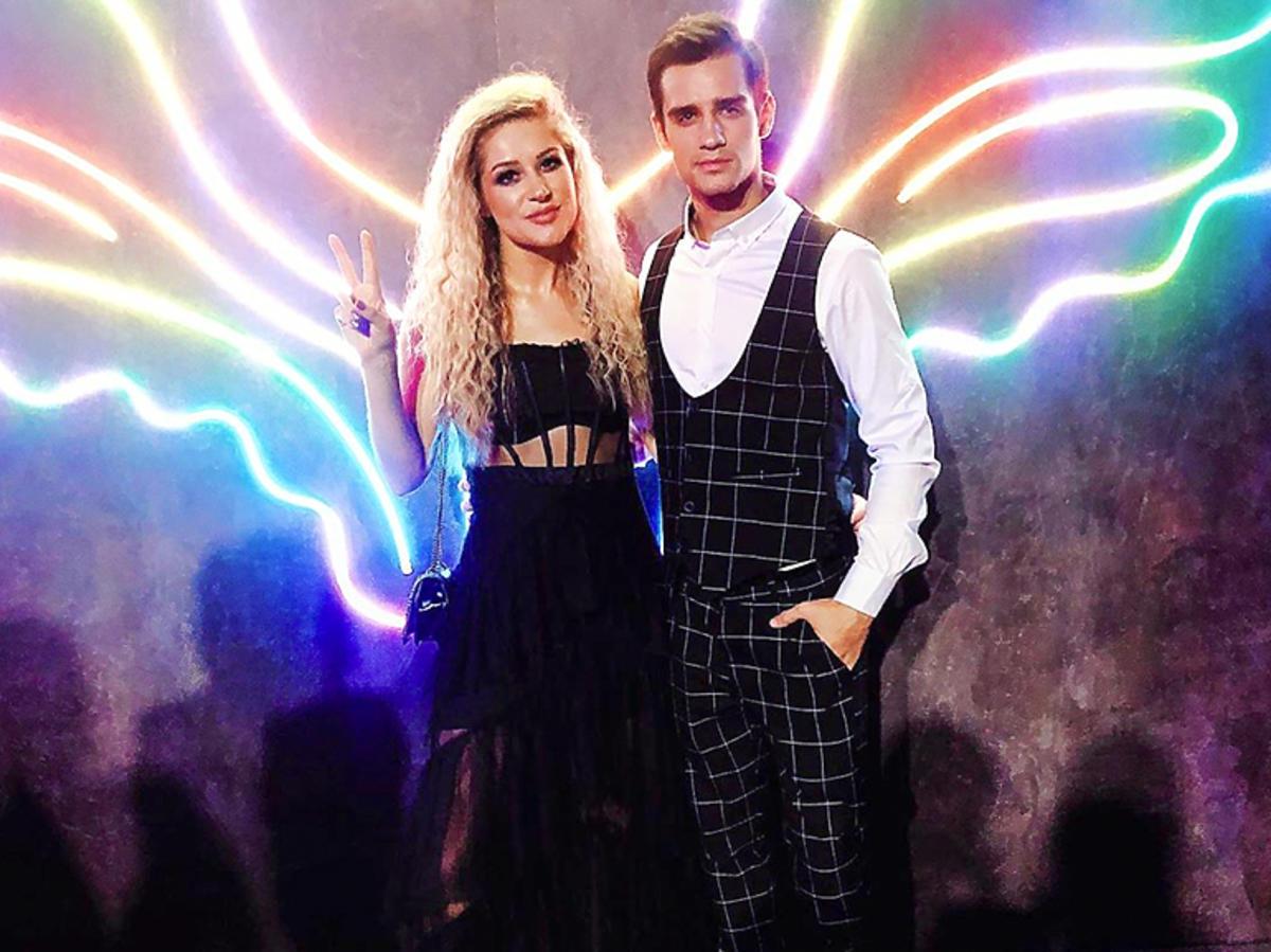 Madzia i Oleh na Flesz Fashion Night