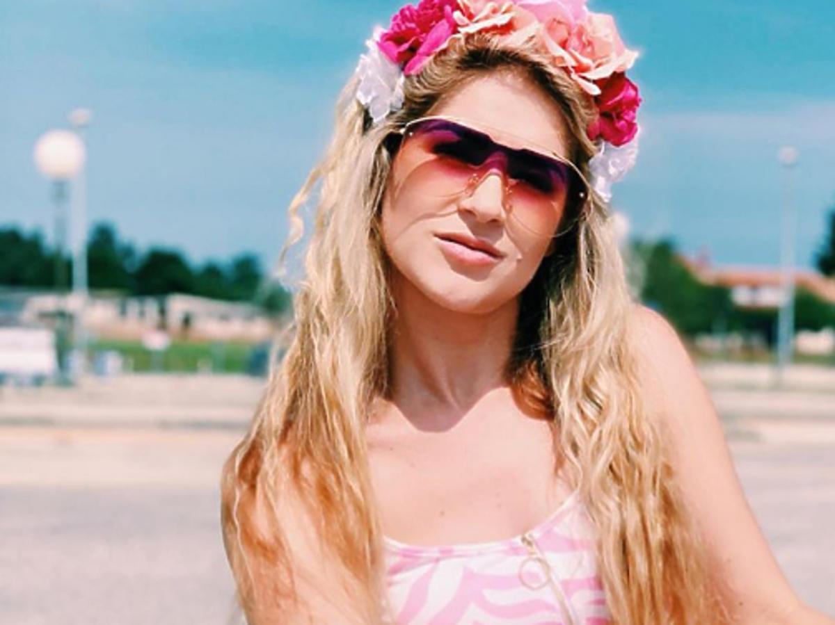 """Madzia z """"Big Brothera"""" na wakacjach w Chorwacji"""