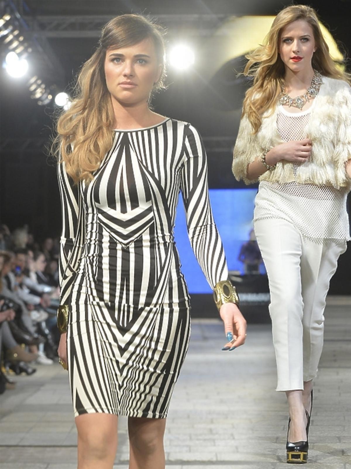 Maffashion i Jessica Mercedes na Warsaw Fashion Weekend
