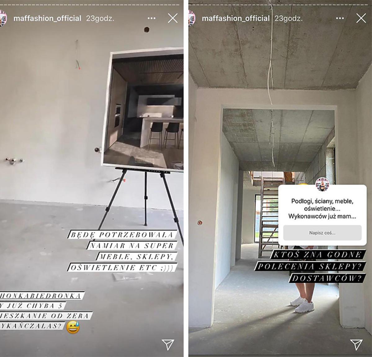 Maffashion i Sebastian Fabijański kupili nowy dom