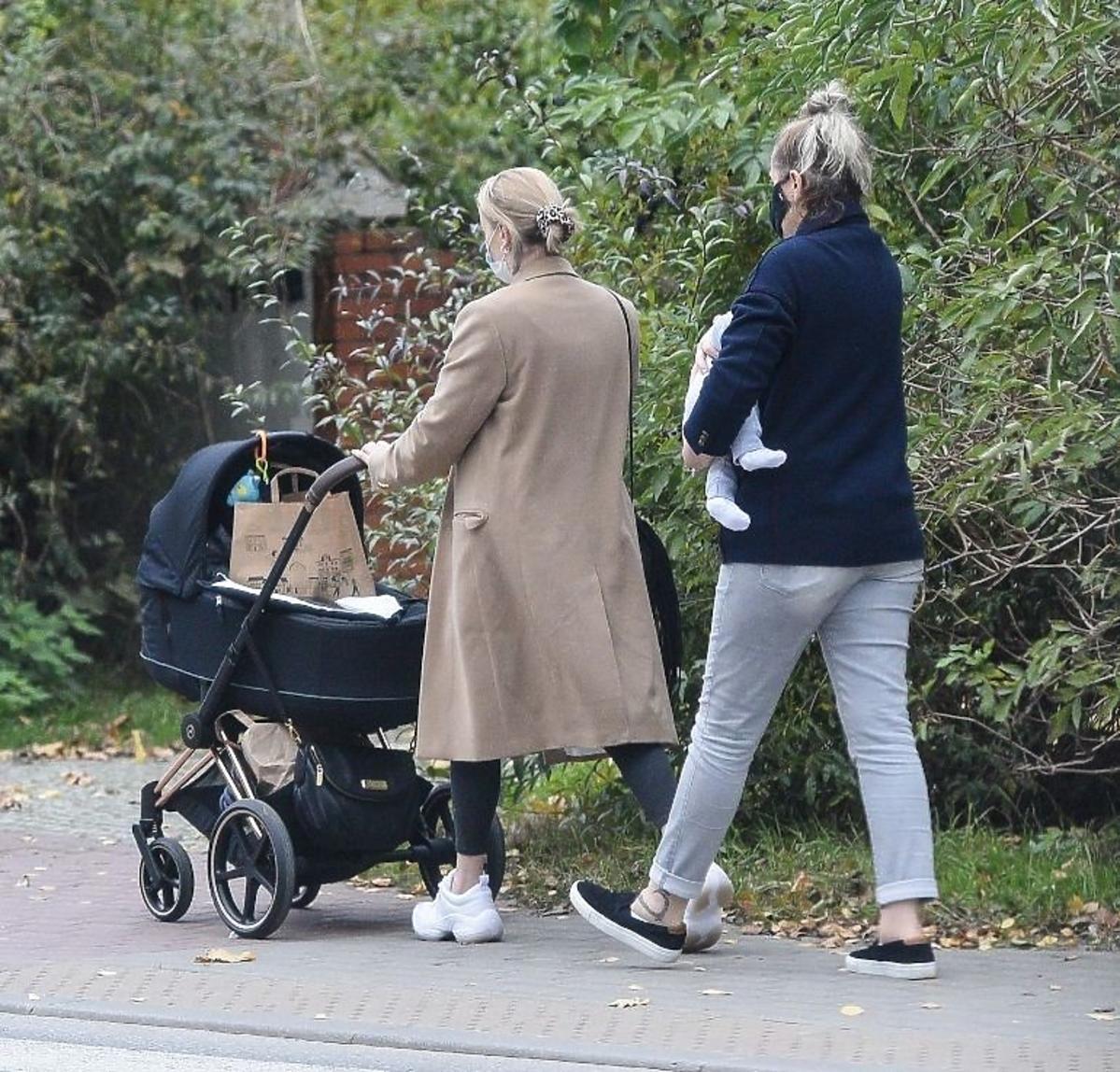 Maffashion pokazała wózek dla synka