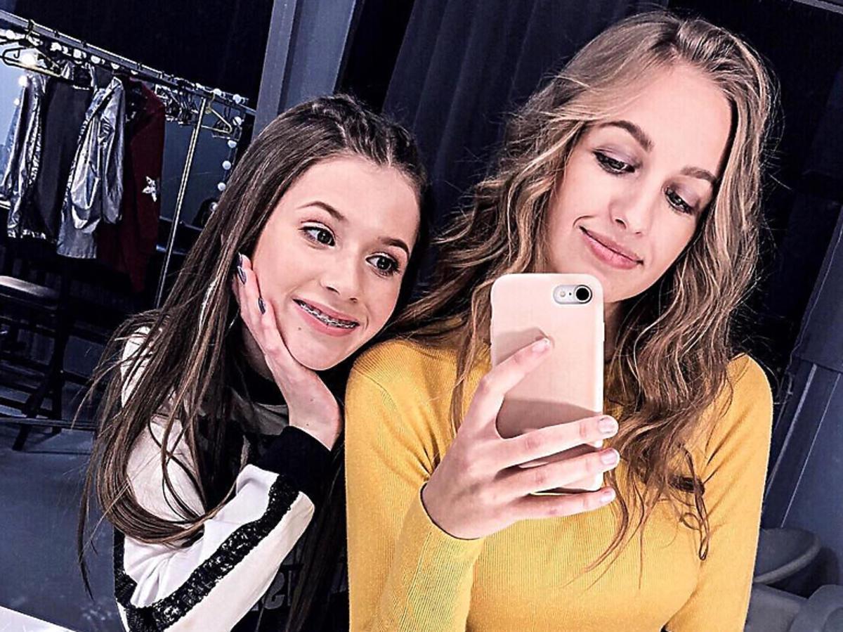 Magda Bereda i Roksana Węgiel razem na Instagramie