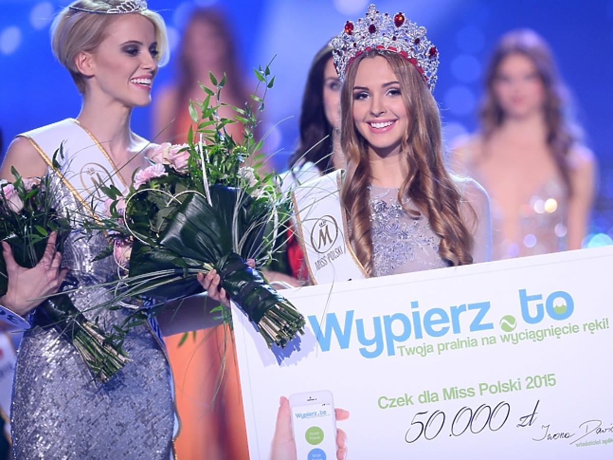 Magda Bieńkowska została Miss Polski 2015