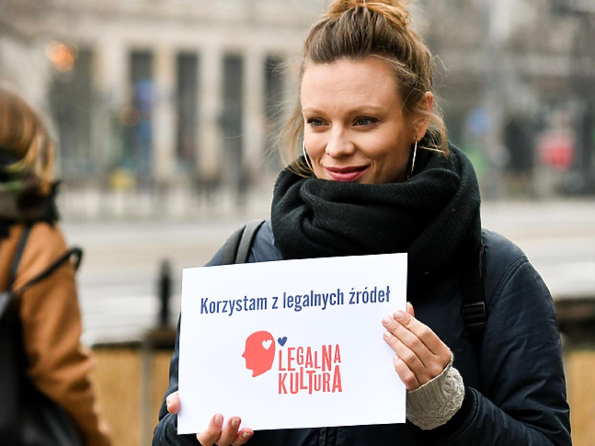 Magda Boczarska pokazała zdjęcie ze spaceru z synem