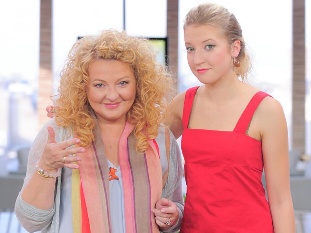 Magda Gessler i Lara Gessler w DDTVN