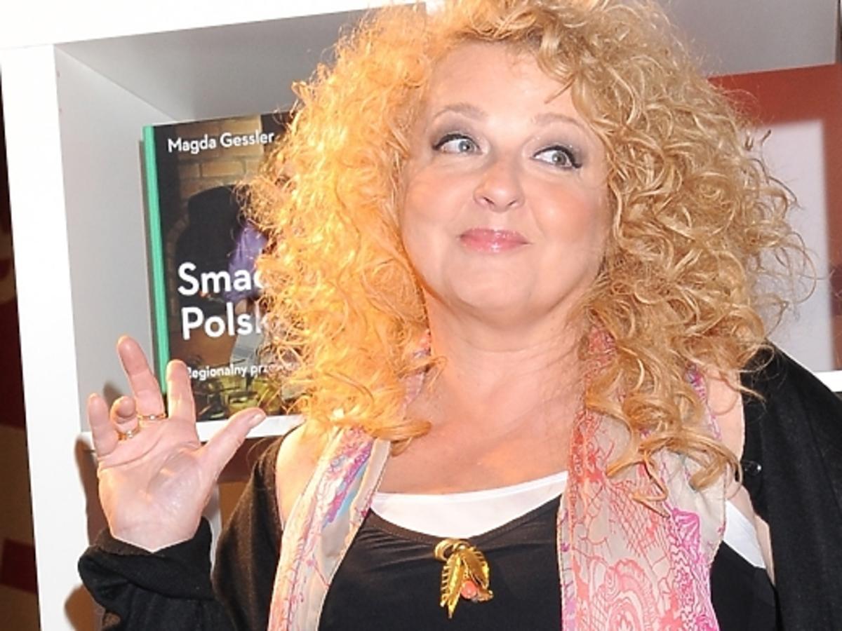 Magda Gessler jest nietykalna