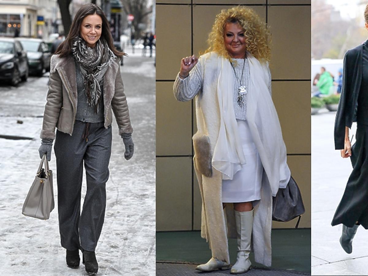 Magda Gessler,Kinga Rusin, Victora Beckham